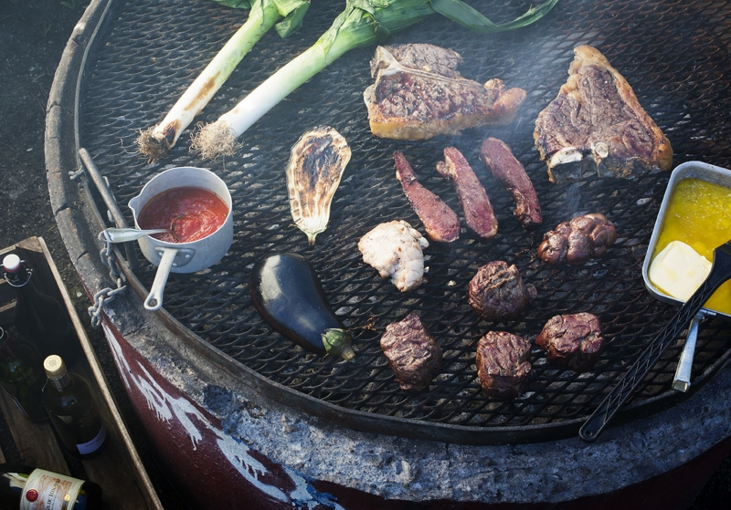 Image: Grill Cookbook
